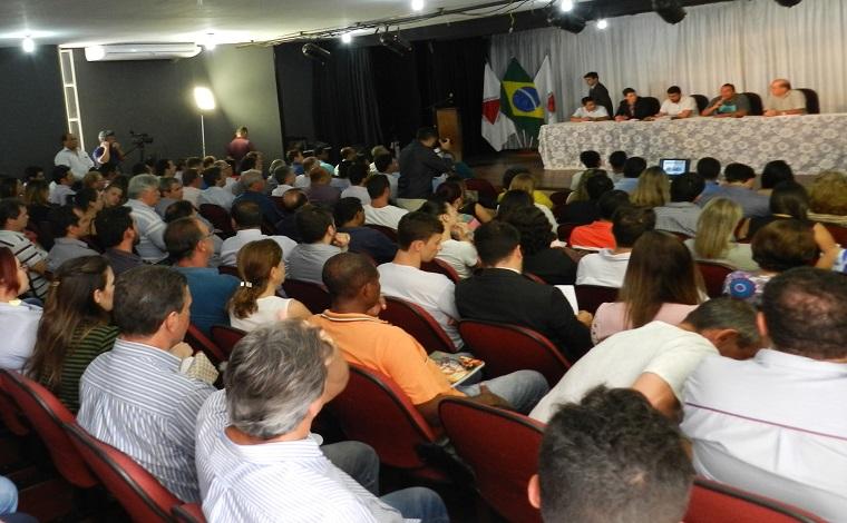 Câmara debate novas regras para uso e ocupação do solo em Sete Lagoas