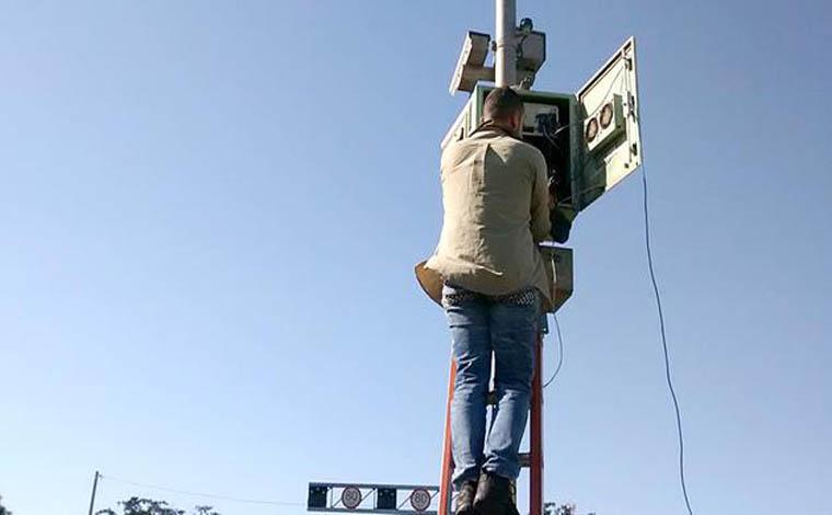 Mais 31 radares passam a multar em Minas a partir desta terça-feira