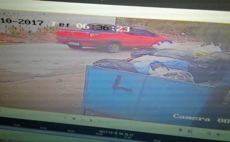 PC consegue imagens de suspeitos de atentado contra agentes penitenciários