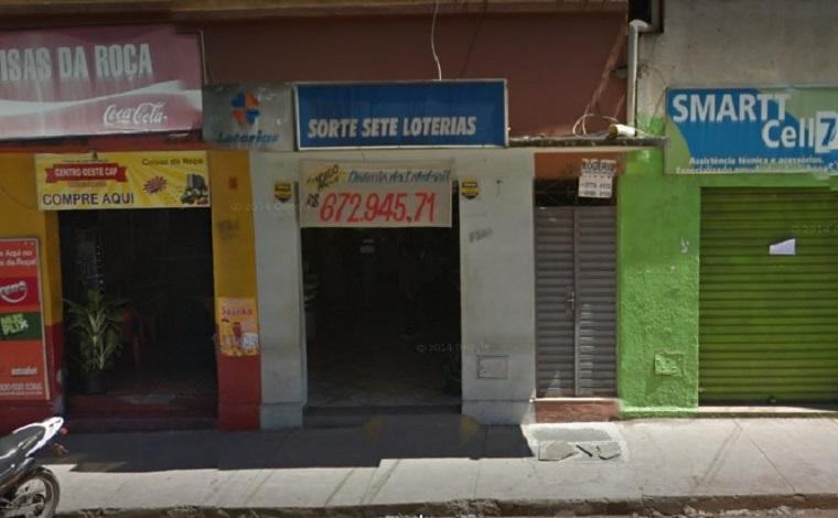 PM prende criminosos que assaltaram lotérica no Bairro São Geraldo b5118b9da995f