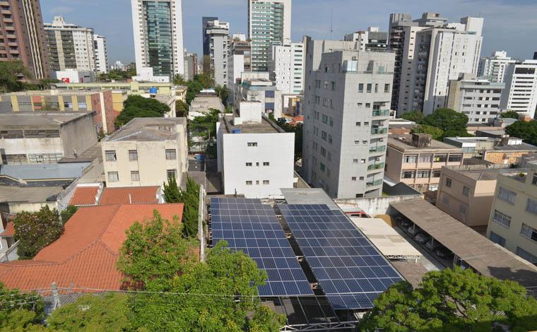 ALMG implanta microusina fotovoltaica para economizar R$ 36 mil por ano