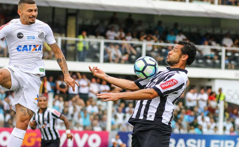 Galo perde na Vila Belmiro e se distancia de vaga na Libertadores