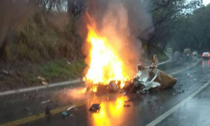 Feriadão termina com 18 mortos e 141 feridos nas rodovias de Minas