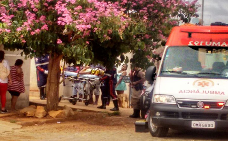 Adolescente sofre tentativa de homicídio no Jardim dos Pequis