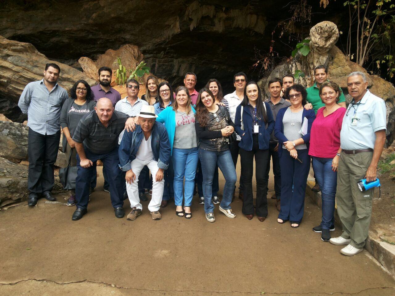 Circuito das Grutas promove visita a pontos turísticos da região