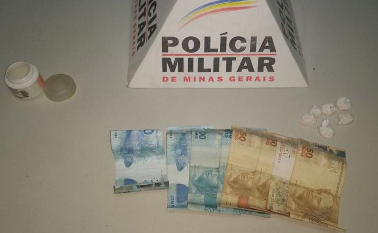 Denúncia leva polícia à prisão de traficantes em Inhaúma