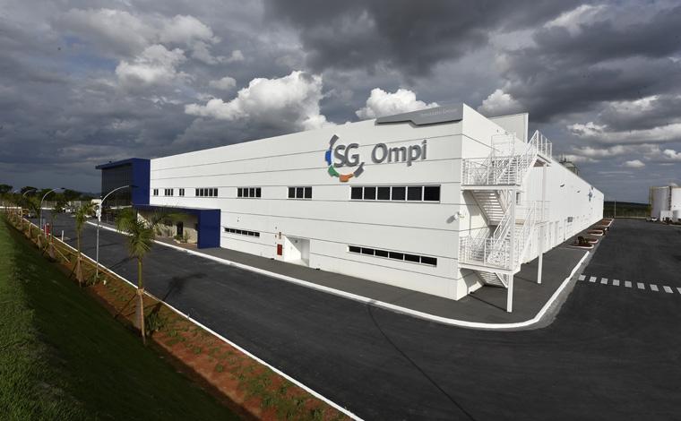 Ompi inaugura fábrica em Sete Lagoas e espera gerar empregos em 2018