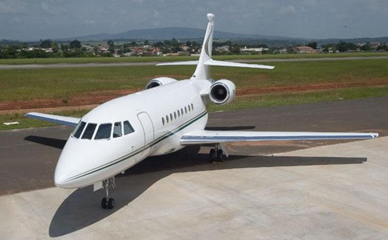 Senado esbanja e gastos com aeronaves cresce 40% em 2017