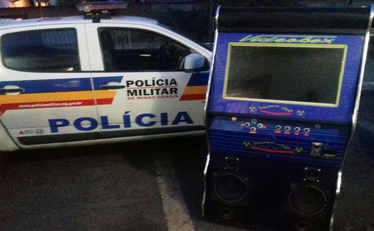 Polícia recupera materias roubados no Dona Silvia e evita assalto no Centro