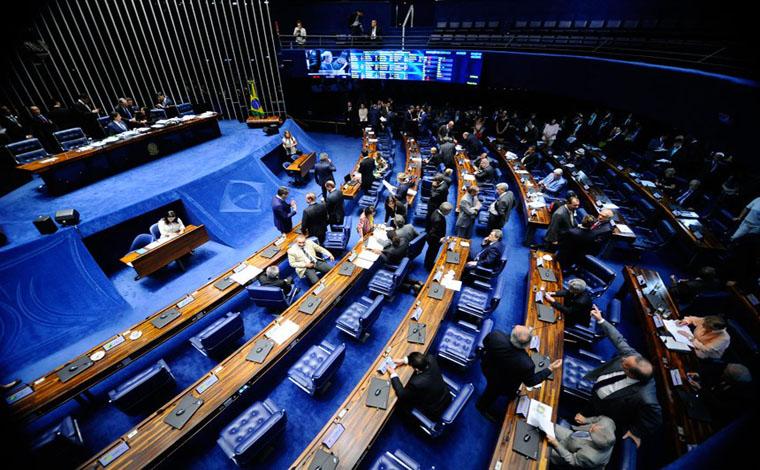 Senado deve votar propostas para a segurança pública nesta terça