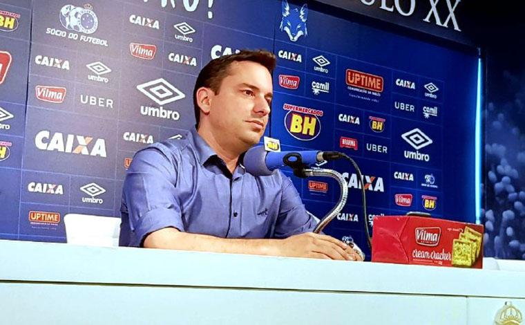 Klauss Câmara se despede do Cruzeiro enaltecendo o clube