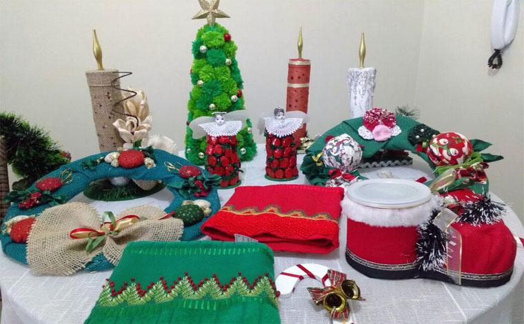 Feira de Natal neste sábado destinará renda a obra social