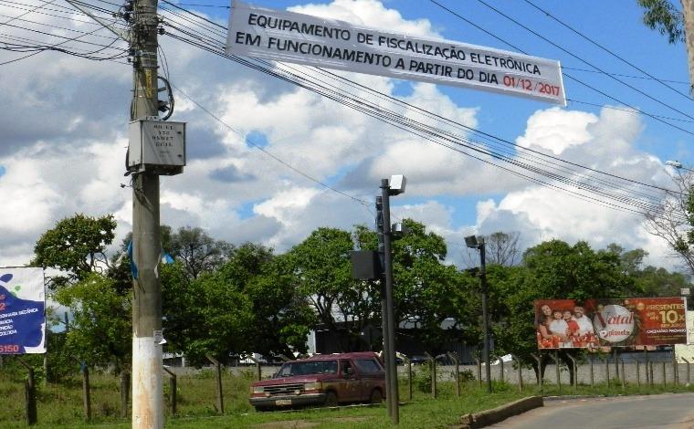Novos radares entrarão em operação em Sete Lagoas nesta sexta-feira