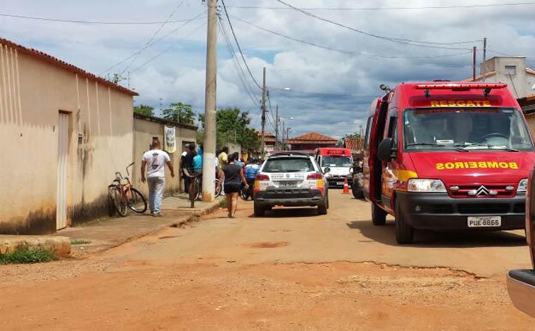 Dupla é vítima de tentativa de homicídio no Bairro Aeroporto