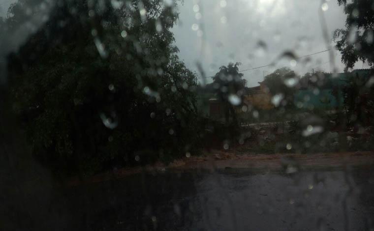 Meteorologia prevê muita chuva em Sete Lagoas e região até domingo