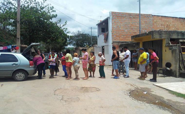 Pedro Leopoldo estima mais de 100 famílias atingidas pela tempestade