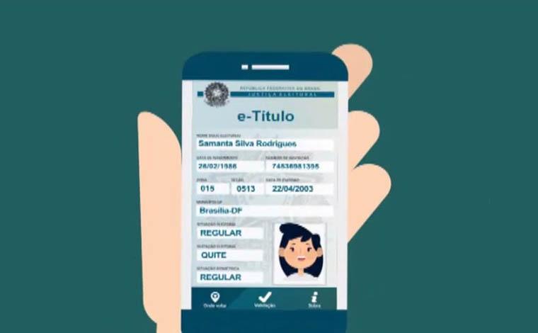 TSE lança título de eleitor digital para combinar com votação biométrica