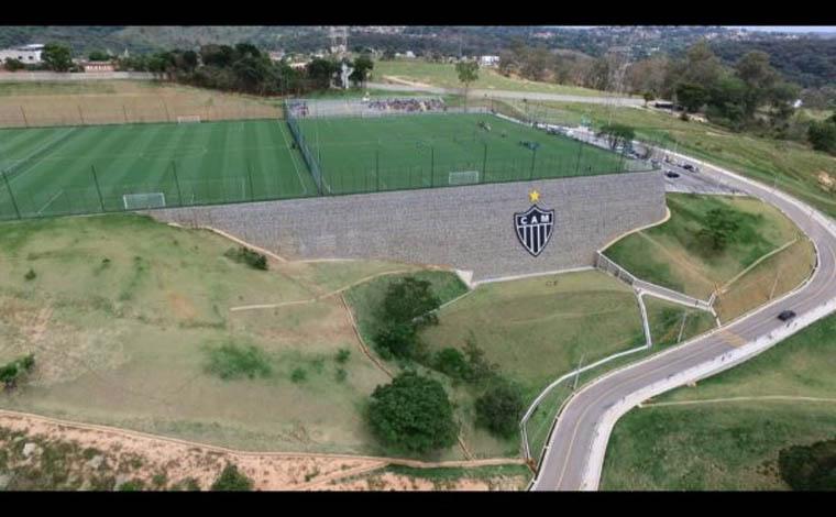 Atlético inaugura mais três campos em tamanho oficial no CT de Vespasiano