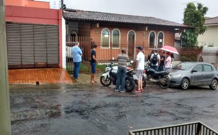 Segurança é morto em tentativa de assalto a residência do São Cristóvão