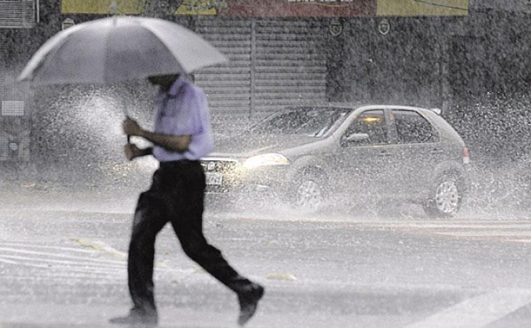 Semana continuará chuvosa em Sete Lagoas e em quase todo o estado