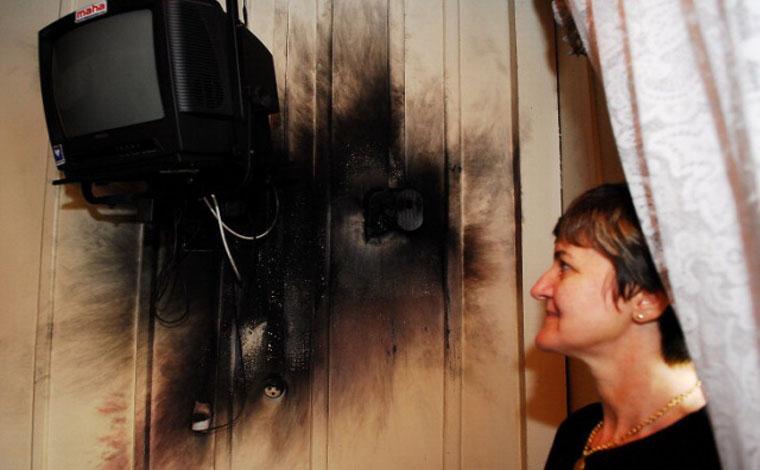 Consumidor pode ser ressarcido em caso de queima de aparelhos em tempestades