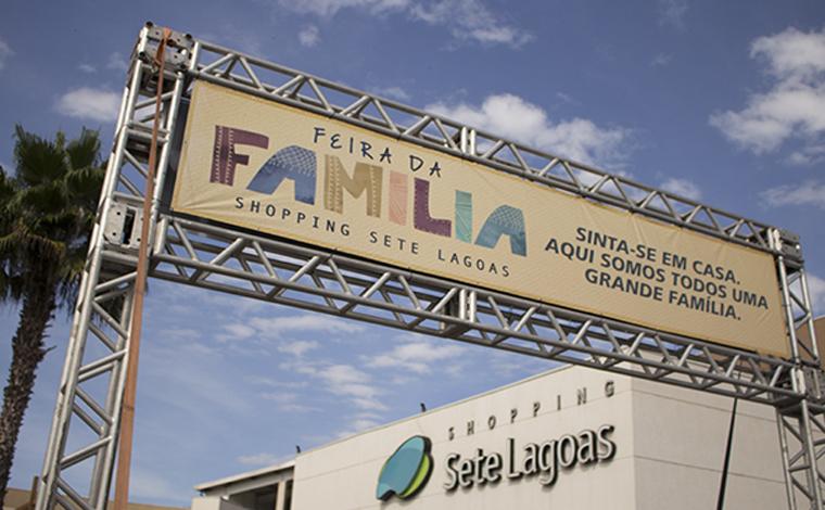 Shopping Sete Lagoas cancela realização da Feira da Família neste sábado