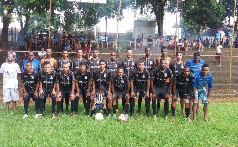 Corinthians do Santa Luzia é o campeão da Copa Sete Lagoas de Futebol Amador