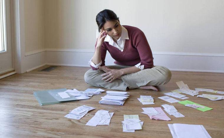 Estudo revela que 60% dos brasileiros têm as contas em atraso ou CPF restrito