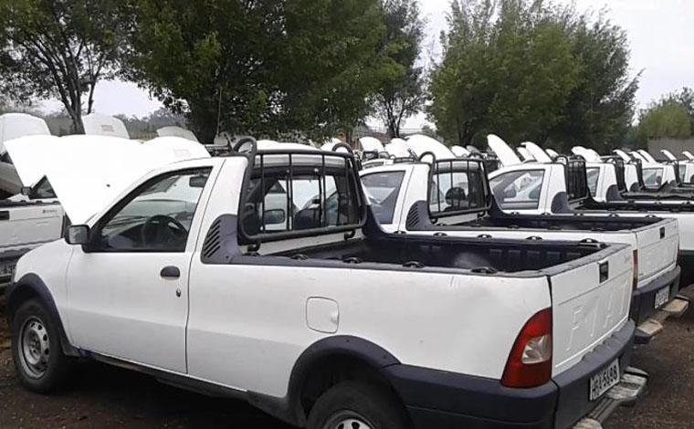 Copasa realiza leilão de 104 carros na próxima quarta-feira (20)
