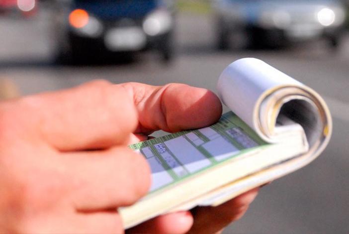 AMM reclama que Estado não repassa os 50% das multas de trânsito