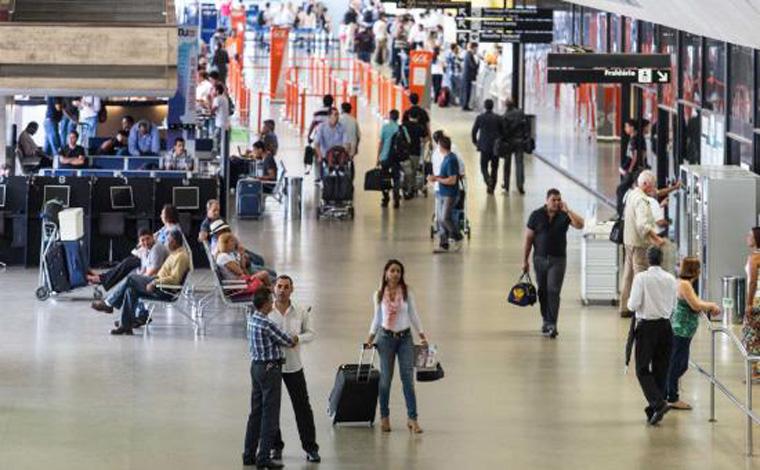 Infraero espera que alta temporada movimente 21,9 milhões de passageiros
