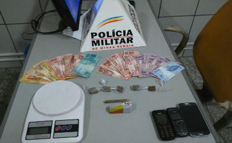 PM prende traficantes em Sete Lagoas em operações durante o fim de semana