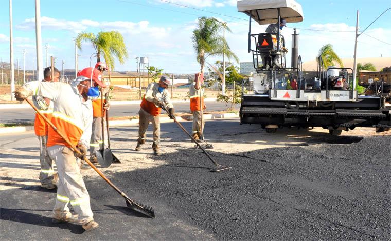 Prefeitura anuncia reinicio da operação tapa-buracos