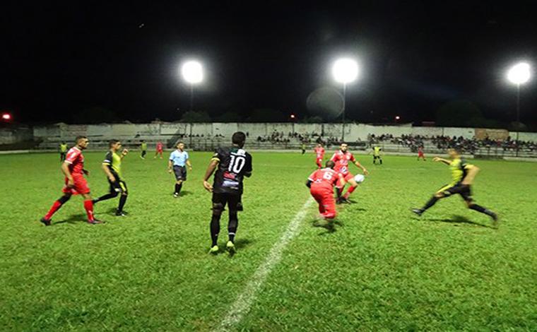Primeira rodada da Copa Eldorado fecha com dois jogos no Campo do Ideal