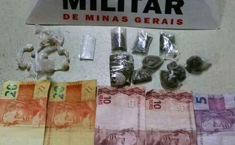Traficante é preso em flagrante em operação da Polícia Militar no Barreiro