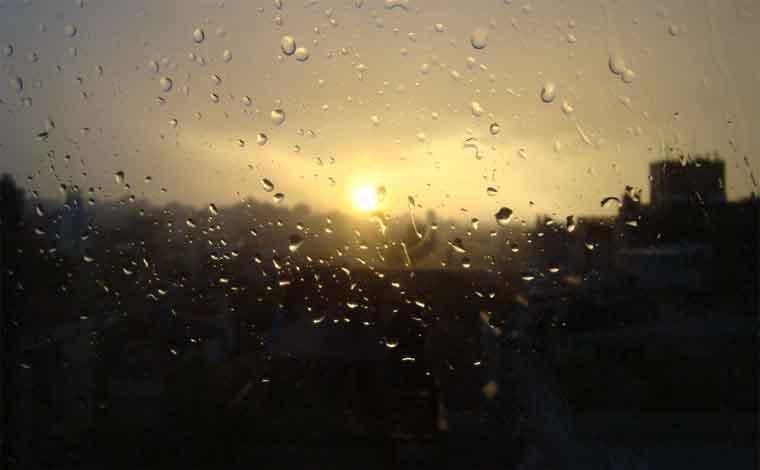 Última semana do ano será de muito calor e pancadas de chuva
