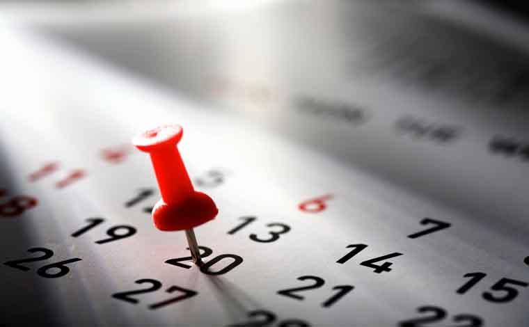2018 terá quatro feriados prolongados e vários de ponto facultativo