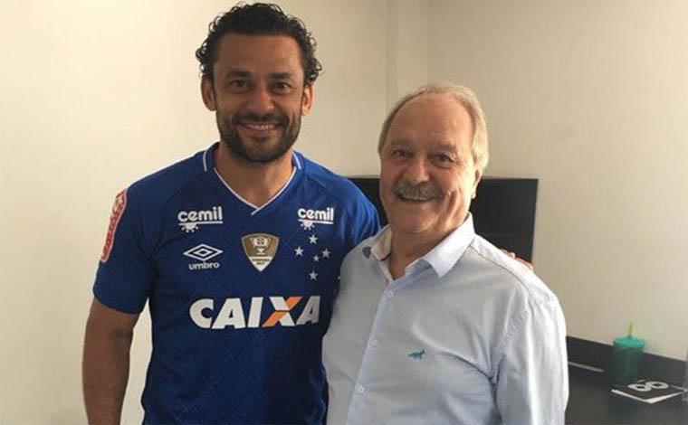 Cruzeiro espera parecer jurídico para arcar com multa de Fred
