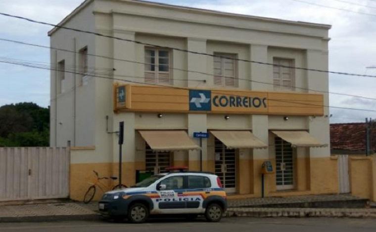 Agências dos Correios são assaltadas em Cordisburgo e Araçaí