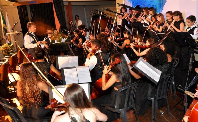 Orquestra Jovem recebe convite para se apresentar em Gramado-RS