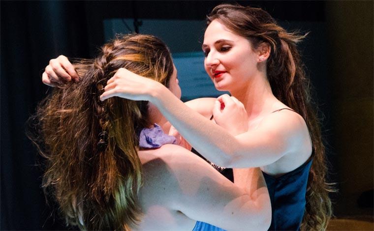 Preqaria Cia de Teatro leva o espetáculo