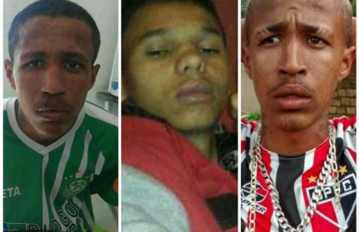 Trio assalta fazenda, agride proprietários e troca tiros com a Polícia