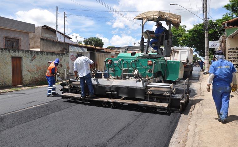 Prefeitura de Sete Lagoas inicia obra de recuperação da Rua Professor Abeylard