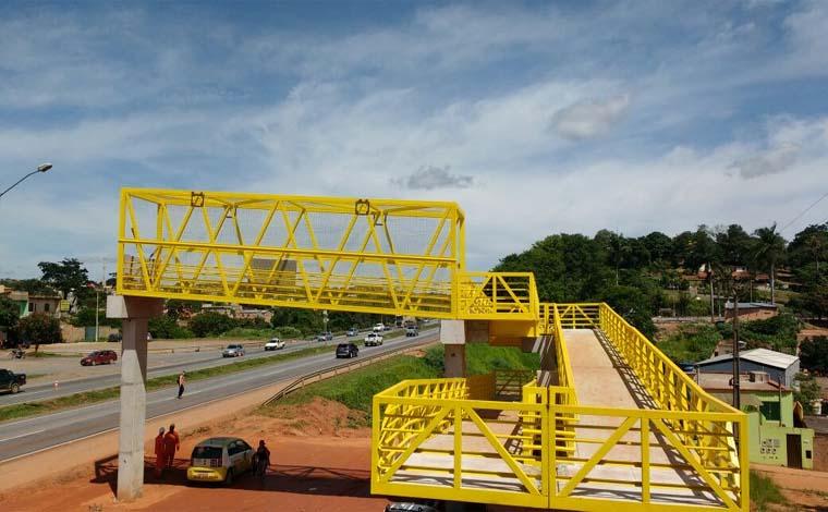 Trânsito será desviado na BR 040 no fim de semana, em Ribeirão das Neves