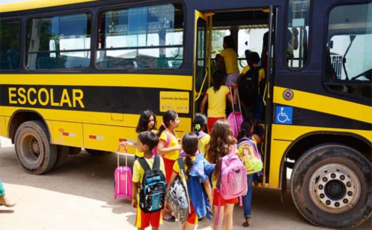 Prefeitura abre cadastramento para transporte escolar gratuito