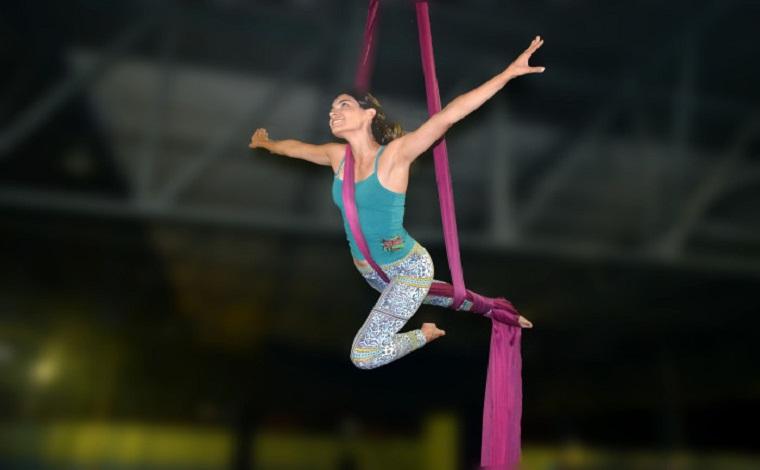 Escola de circo de Belo Horizonte promove cursos em Sete Lagoas