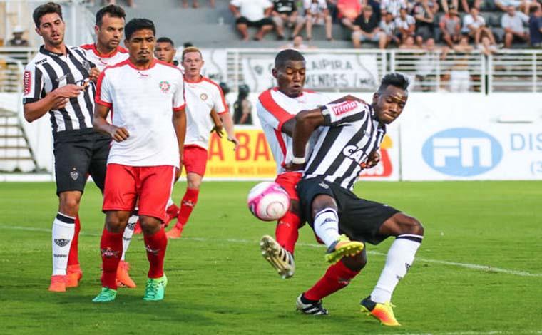 Em jogo fraco, Galo só empata na estreia do Campeonato Mineiro