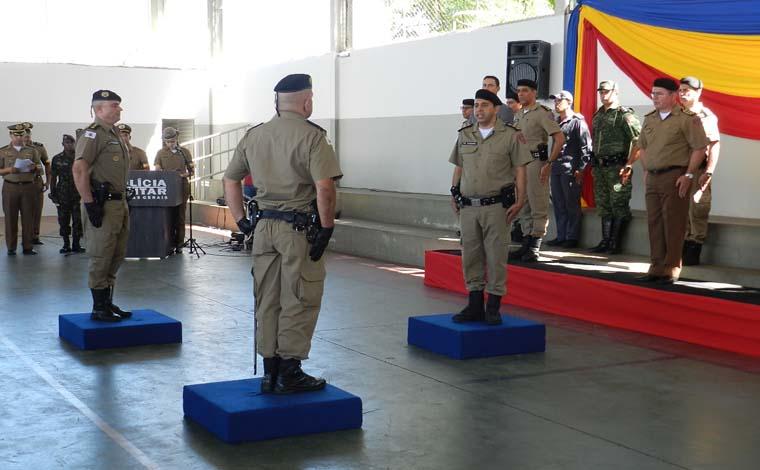 25º Batalhão promove troca de comando em Sete Lagoas
