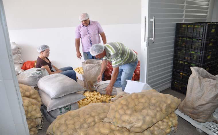 Banco de Alimentos da Prefeitura de Sete Lagoas já está em operação
