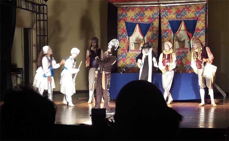 Campanha de Popularização do Teatro segue com espetáculos na cidade